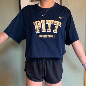 Pitt Basketball Tshirt
